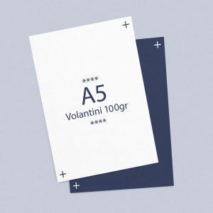 Volantino A5 Flyer 100 gr - ZCPoint - Stampe - Foto - Servizi