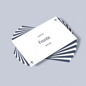 Biglietti da visita - ZCPoint - Stampe - Foto - Servizi